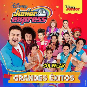 Topa Cd Elenco Junior Express Nuevo Grandes Exitos