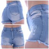 Shorts De Jeans X Mayor $290excelente Calidad