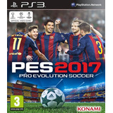 Pro Evolution Soccer 2017 Pes 17 Ps3 * Latino *