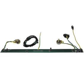 Eletrificação De Acordeon Harmonic Mix Captação Profissional