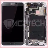 Tela Display Lcd Touch Galaxy Note 3 N9005 N9000 Preto Novo