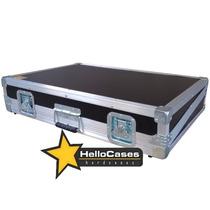Hard Case Dj Controladora Numark Ns6 Com Plataforma
