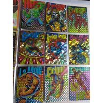 Prismas Pepsicards Marvel Comics