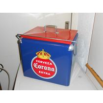 Antigua Hielera De Cerveza, Edicion Especial