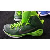 Zapatos Nike Basket Hyperdunk Verdes Talla 11 Us