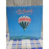 Air Supply - Vinilo Importado