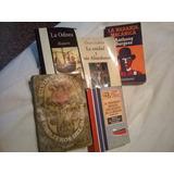 Libros Lote De 5, Don Quijote La Odisea La Naranja Mecanica