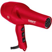 Secador De Cabelos Red Ion Vermelho Taiff 1900w 110v