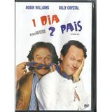 Dvd 1 Dia 2 Pais Robin Williams - Novo/origin/lacrado