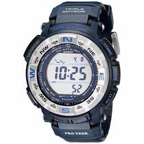 Relógio Casio Protrek Prg 260-2cr Bateria Solar 6 Meses