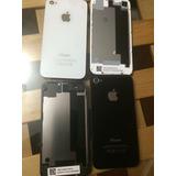 Tapa Trasera Original Iphone 4s, En Blanco Y Negro