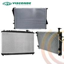 Radiador Para Ford Escort 1.6 Cht 87 88 89