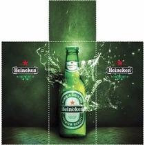 Adesivo Geladeira Cerveja Heineken * Imagens Full Hd 3d