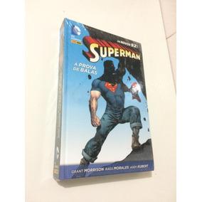 Superman - À Prova De Balas - Os Novos 52 - Lacrado