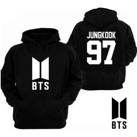 Sudadera Bts,nuevo Logo, Envio Gratis,jungkook,kpop,bts