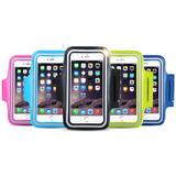Brazalete Running Deportivo Para Iphone 6 S Plus Color Rosa