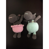 Amigurumis (muñecos Tejidos A Mano, Crochet)