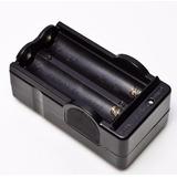 Cargador De Pared Doble De Pilas Baterias 18650