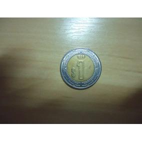 Moeda Mexico 1 Peso De 1996 A 2006 Catalogo Km#603