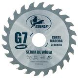 Serra Cricular Vidia 24 Dentes 43/8 G7 Guepar