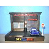 Diorama De Garage 1/64