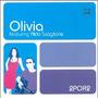 Olivia Featuring Aldo Scaglione - 2 Por 2 - Cd -frete Grátis