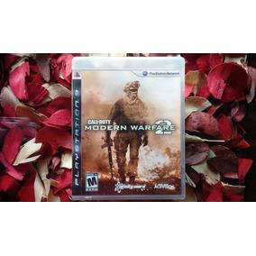 Call Of Duty Modern Warfare 2 - Cod Mw2 - Mídia Física - Ps3