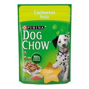 Sobre Dog Chow Vida Sana Cachorro Sabor Pollo 100gr