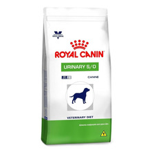 Ração Royal Canin Urinary S/o Veterinary Diet Canine Cachorro Raça Média/grande 10.1kg