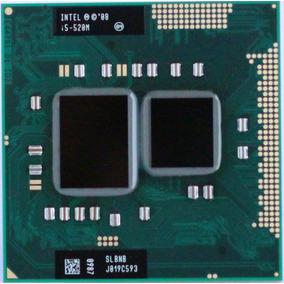 Processador I5-520m 2.40ghz Slbu3 P/ Notebook C/ Garantia*