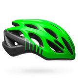 Capacete Ciclismo Bike Bell Draft Mtb Verde Com Cinza a0e3d12c458