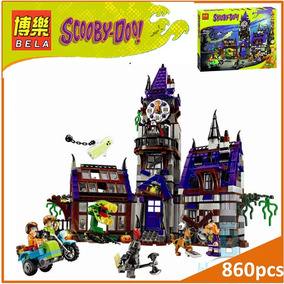 Scooby Doo Mistery Mansion Mansão Mistério Compatível Lego