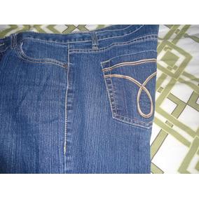 Blue Jean Calvin Klein Para Damas