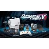 Danganronpa V3 Killing Harmony Collectors Ed. Ps Vita Dakmor