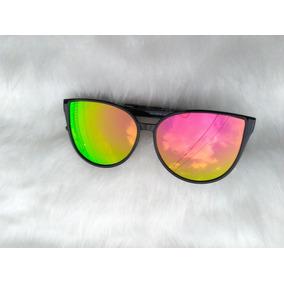49ed1e3cdec07 Lente Olho De Demonio - Óculos De Sol no Mercado Livre Brasil