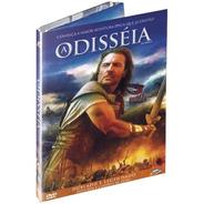A Odisséia - Dvd Duplo - Armand Assante - Greta Scacchi