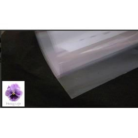 Folha De Acetato 62x120 Cm Transparente 0,30mm