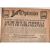 Diario La Opinión 24 Marzo De 1976