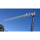 Antena Yagi Gsm 3g Telcel P/ Telefono Fijo Tip O Repetidor
