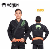 Kimono Venum New Competition Brasil Infantil Preto