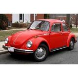 Libro Taller Volkswagen Escarabajo, 1979-1986, Envio Gratis