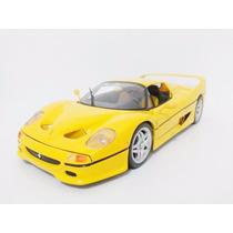 Ferrari F-50 1995 Série Kit De Montar Maisto 1:18 Lacrada