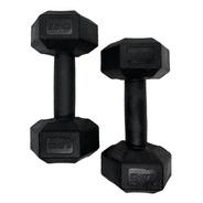 Set 2 Mancuernas De 1 Kg De Pvc / Pesa / Fitness / Crossfit