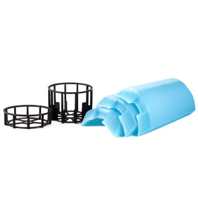 Kit Refil Gel Congelante Azul - Cervegela 3 Peças