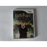 Harry Potter And The Order Of The Phoenix Wii Game Reaktor
