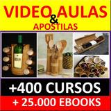 Curso Artesanato Em Bambu Video Aulas +400 Cursos Ujm