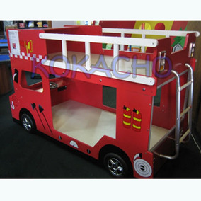 Camas Para Chicos Kokacho Muebles Infantiles Tematicas 5