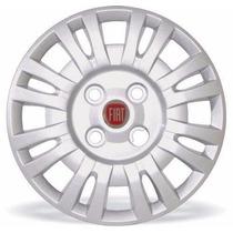 Jogo Calota Para Fiat Aro 13- Uno Mille-fire-economic-way