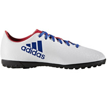 Zapatos Futbol Pasto Sintetico X 16.4 Tf Mujer Adidas Bb4003