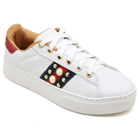 c3a68ba2ce1 Tenis Arezzo Estilo Allstar - Sapatos no Mercado Livre Brasil